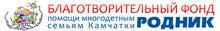 Благотворительный ФОНД «Родник» / Благотворительный ФОНД Помощи Многодетным Семьям Камчатки «Родник» / Fond Rodnik